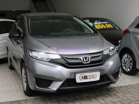 Foto do veiculo Honda Fit DX 1.5 Flexone 16V 5p Aut.