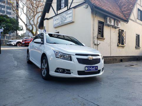 Foto do veiculo Chevrolet CRUZE HB Sport LT 1.8 16V FlexP. 5p Aut