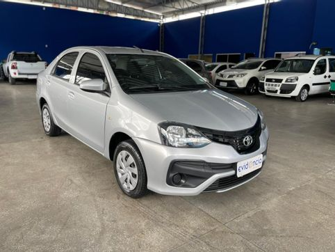 Foto do veiculo Toyota ETIOS X Sedan 1.5 Flex 16V 4p Aut.