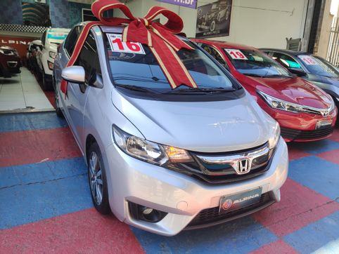 Foto do veiculo Honda Fit EX/S/EX 1.5 Flex/Flexone 16V 5p Aut.