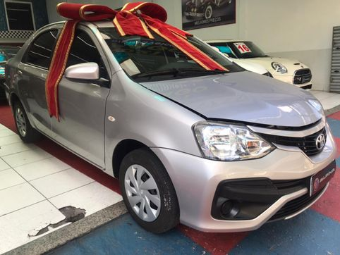 Foto do veiculo Toyota ETIOS XS Sedan 1.5 Flex 16V 4p Aut.