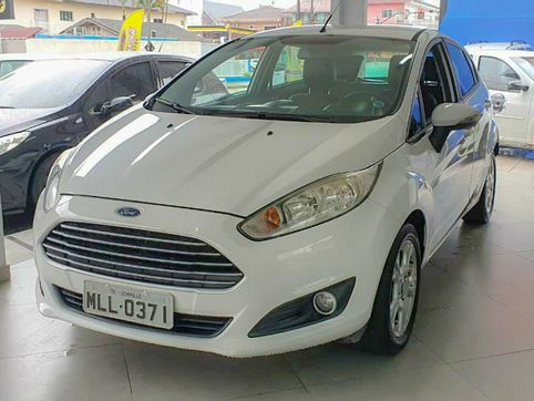 Foto do veiculo Ford Fiesta 1.6 16V Flex Aut. 5p