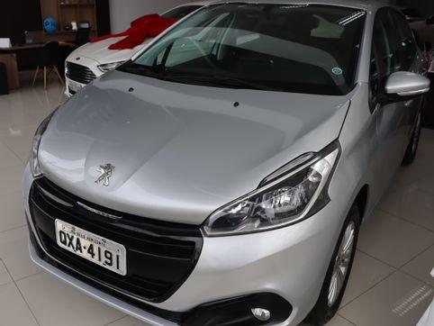 Foto do veiculo Peugeot 208 Active 1.2 Flex 12V 5p mec.