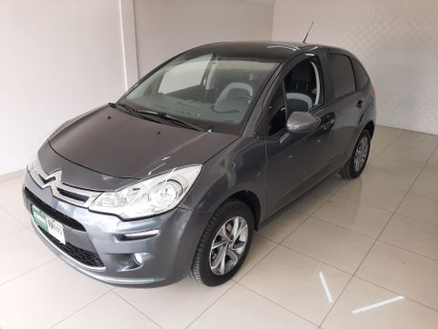 Foto do veiculo Citroën C3 Tendance 1.6 VTi Flex Start 16V Aut.