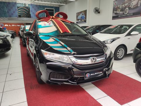 Foto do veiculo Honda CITY Sedan LX 1.5 Flex 16V 4p Aut.