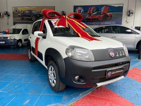 Foto do veiculo Fiat UNO WAY 1.4 EVO Fire Flex 8V 5p