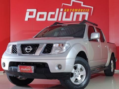 Foto do veiculo Nissan Frontier LE CD 4x4 2.5 TB Diesel Aut.