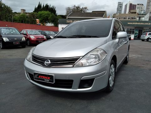 Foto do veiculo Nissan TIIDA Sedan 1.8 16V Flex Fuel 4p