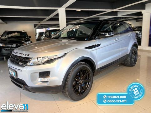 Foto do veiculo Land Rover Range R.EVOQUE Pure  2.0 Aut. 5p