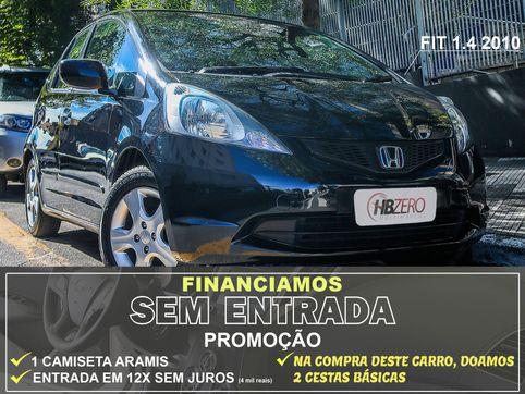 Foto do veiculo Honda Fit LX 1.4/ 1.4 Flex 8V/16V 5p Mec.