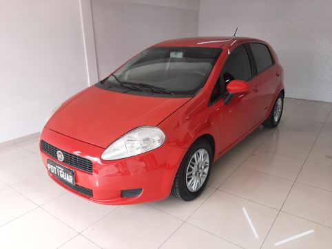 Foto do veiculo Fiat Punto ATTRACTIVE 1.4 Fire Flex 8V 5p
