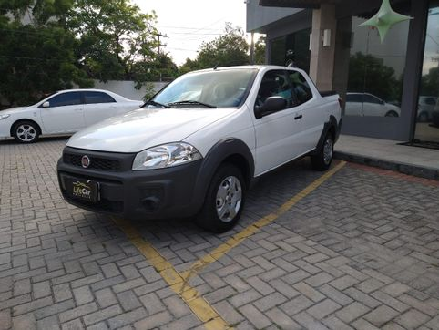 Foto do veiculo Fiat Strada Working HARD 1.4 Fire Flex 8V CD