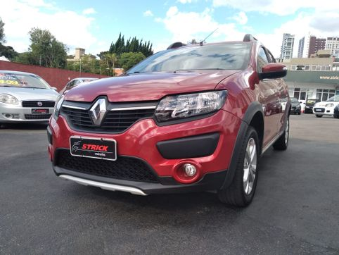 Foto do veiculo Renault SANDERO STEPWAY Hi-Power 1.6 8V 5p