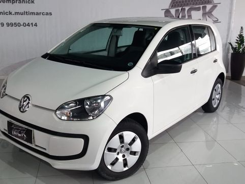 Foto do veiculo VolksWagen up! take 1.0 Total Flex 12V 5p