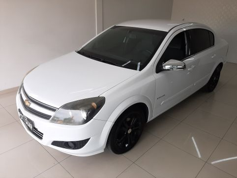 Foto do veiculo Chevrolet Vectra Elegan. 2.0 MPFI 8V FlexPower Mec