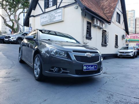Foto do veiculo Chevrolet CRUZE HB Sport LT 1.8 16V FlexP. 5p Mec