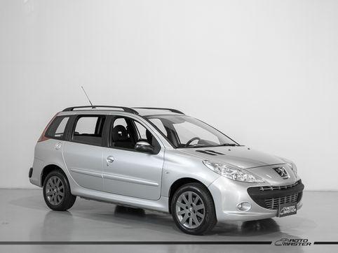 Foto do veiculo Peugeot 207 SW XS 1.6 Flex 16V 5p Aut.
