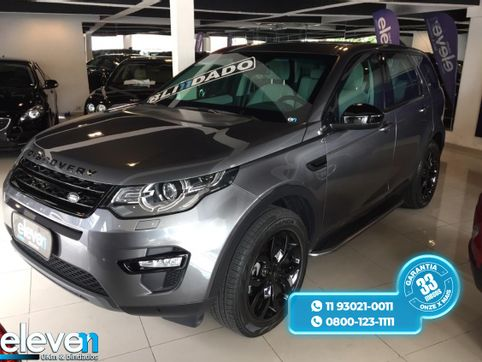 Foto do veiculo Land Rover Discovery Sp.HSE 2.0 4x4 180cv Die. Aut.