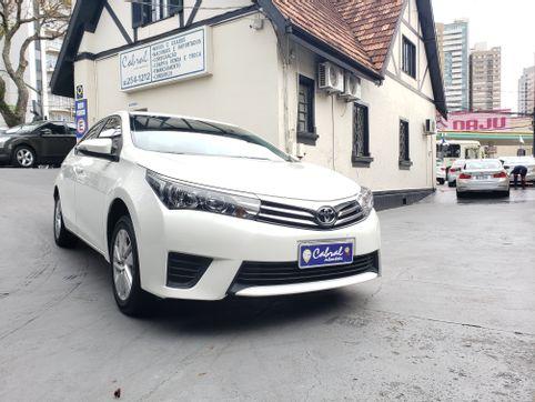 Foto do veiculo Toyota Corolla GLi 1.8 Flex 16V  Aut.