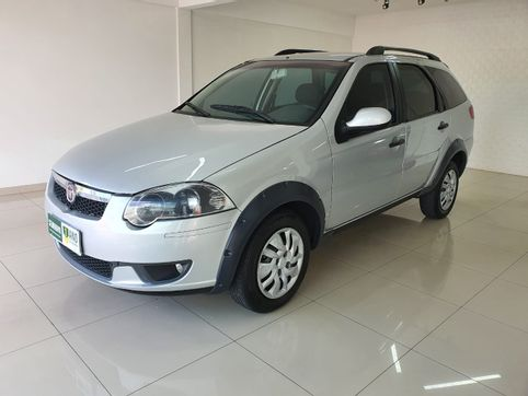 Foto do veiculo Fiat Palio Weekend Trekking 1.6 Flex 16V 5p