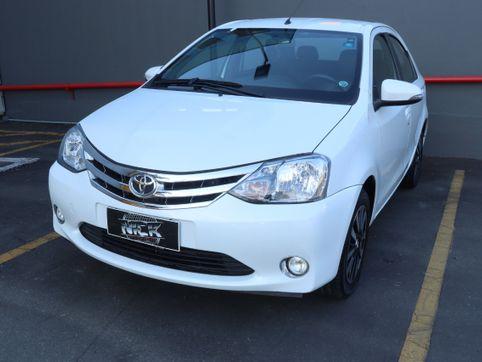 Foto do veiculo Toyota ETIOS PLATINUM Sed. 1.5 Flex 16V 4p Mec.