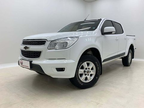 Foto do veiculo Chevrolet S10 Pick-Up LT 2.8 TDI 4x4 CD Diesel