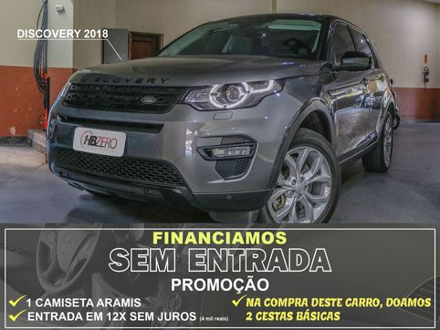 Foto do veiculo Land Rover Discovery Sport HSE 2.0 4x4 Aut.
