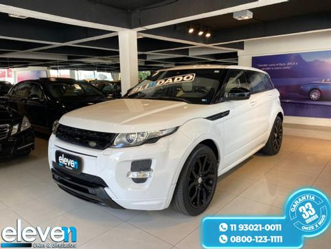 Foto do veiculo Land Rover Range R.EVO DYNAMIC. BLACK 2.0 Aut. 5p