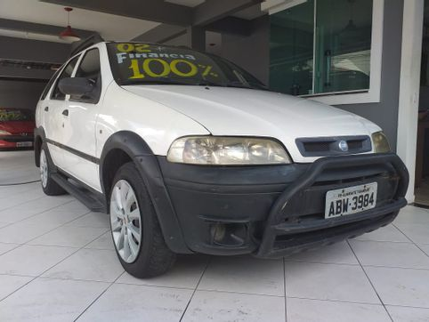 Foto do veiculo Fiat Palio Weekend Adventure 1.6 8V/16V