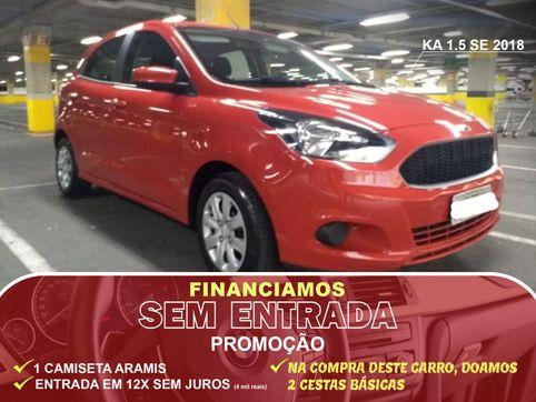 Foto do veiculo Ford Ka 1.5 SE/SE PLUS 16V Flex 5p
