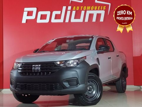 Foto do veiculo Fiat Strada Endurance 1.4 Flex 8V CD