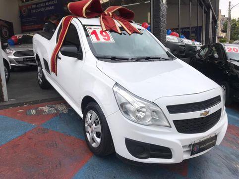 Foto do veiculo Chevrolet MONTANA LS 1.4 ECONOFLEX 8V 2p