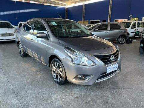Foto do veiculo Nissan VERSA UNIQUE 1.6 16V FlexStart 4p Aut.
