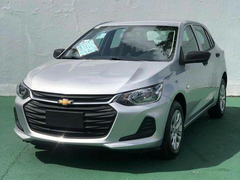 Foto do veiculo Chevrolet ONIX HATCH 1.0 12V TB Flex 5p Aut.