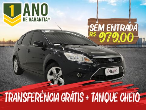 Foto do veiculo Ford Focus 1.6 S/SE/SE Plus Flex 8V/16V  5p