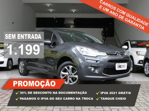 Foto do veiculo Citroën C3 Tendance 1.5 Flex 8V 5p Mec.