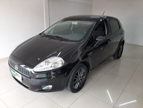 Foto do veiculo Fiat Punto ESSENCE Dualogic 1.8 Flex 16V 5p