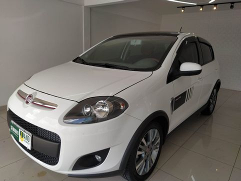 Foto do veiculo Fiat Palio SPORTING 1.6 Flex 16V 5p