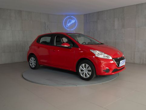 Foto do veiculo Peugeot 208 Active/Active Pack 1.5 Flex 8V 5p