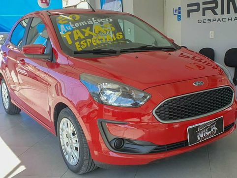 Foto do veiculo Ford Ka 1.5 SE Plus 12V Flex 5p Aut.