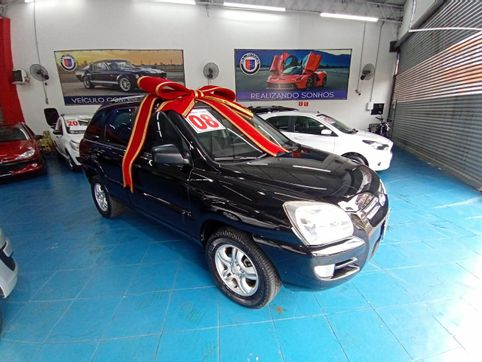 Foto do veiculo Kia Motors Sportage LX 2.0 16V 142cv 5p