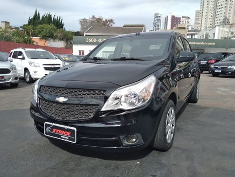 Foto do veiculo Chevrolet AGILE LTZ 1.4 MPFI 8V FlexPower 5p