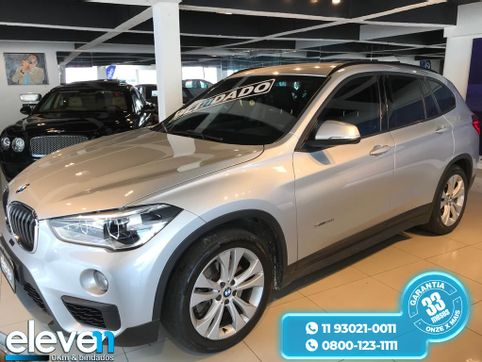 Foto do veiculo BMW X1 SDRIVE 20i 2.0/2.0 TB Acti.Flex Aut.