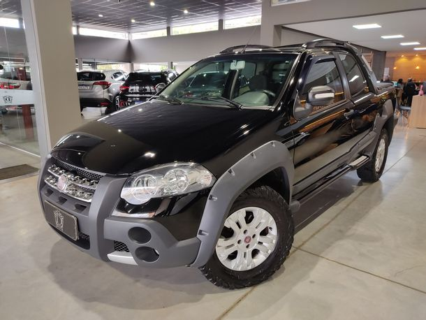Fiat Strada Adventure1.8/ 1.8 LOCKER Flex CD