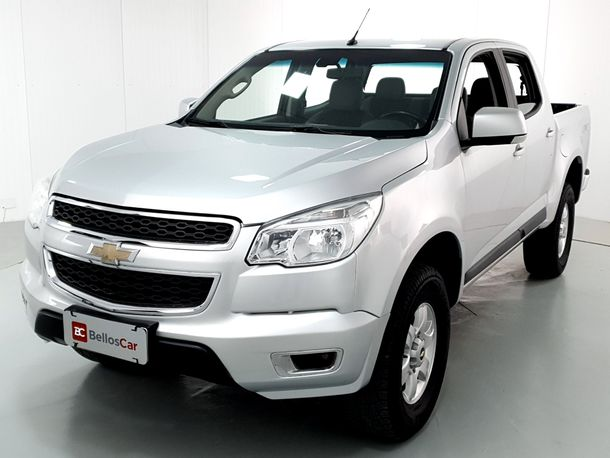 Chevrolet S10 Pick-Up LT 2.8 TDI 4x4 CD Diesel