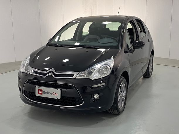 Citroën C3 Tendance 1.6 VTi Flex Start 16V Aut.