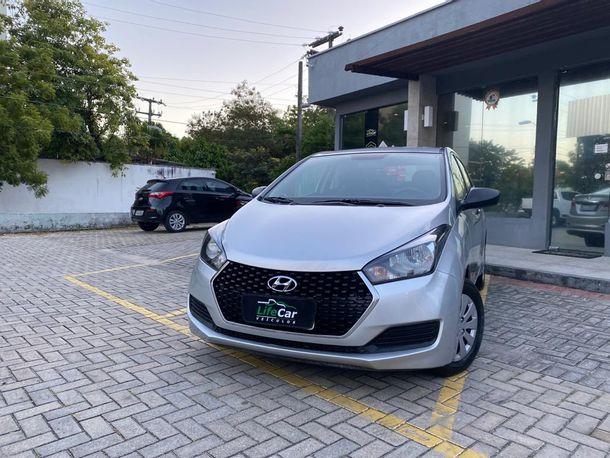 Hyundai HB20S Unique 1.0 Flex 12V Mec.