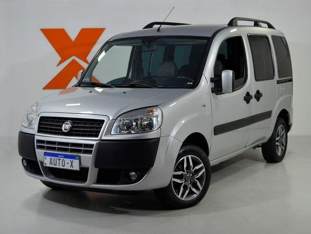 Fiat Doblo ESSENCE 1.8 Flex 16V 5p