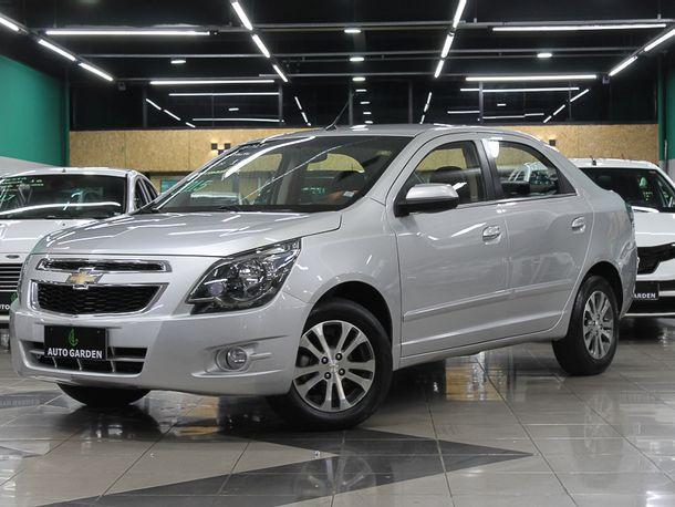 Chevrolet COBALT Graphite 1.8 8V Econo.Flex 4p Aut