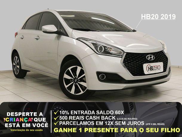 Hyundai HB20 Premium 1.6 Flex 16V Aut.